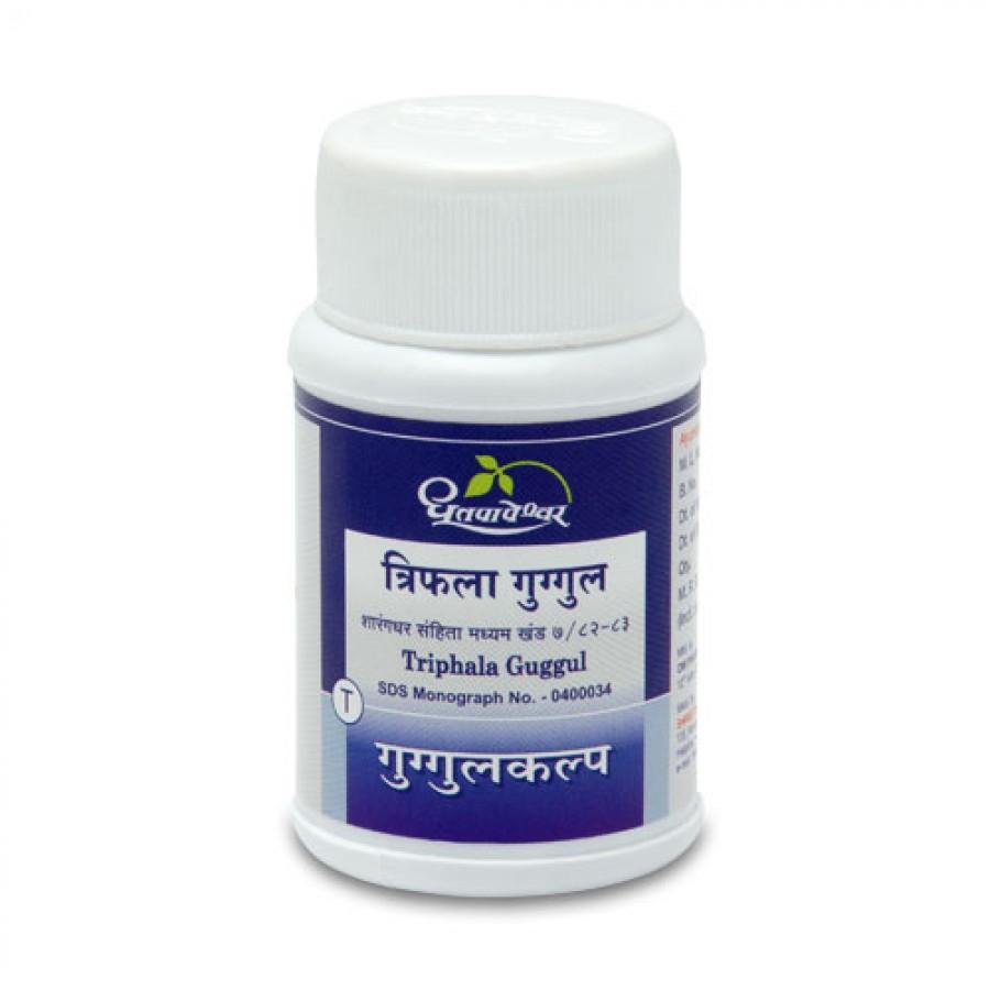 Dhootpapeshwar - Triphala Guggul