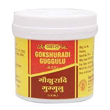 Vyas - Gokshuradi Guggulu