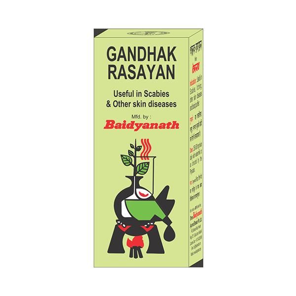 Baidyanath - Gandhak Rasayan