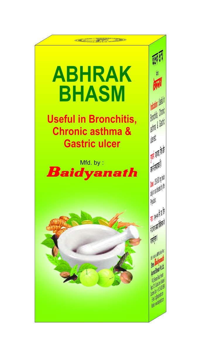 Baidyanath - Abhraka Bhasma