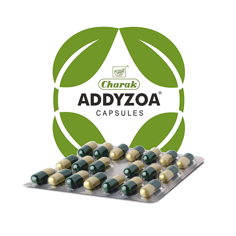 Charak - Addyzoa Capsule