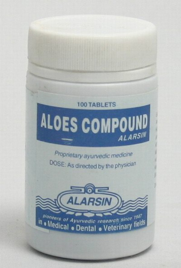 Alarsin - Aloes Compound