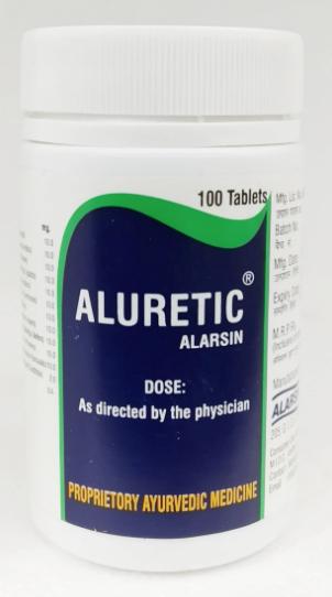 Alarsin - Aluretic