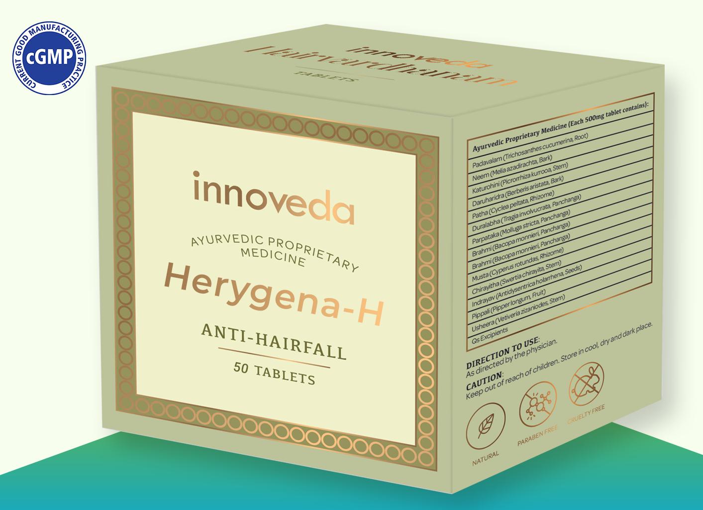 Herygena-H Tablets