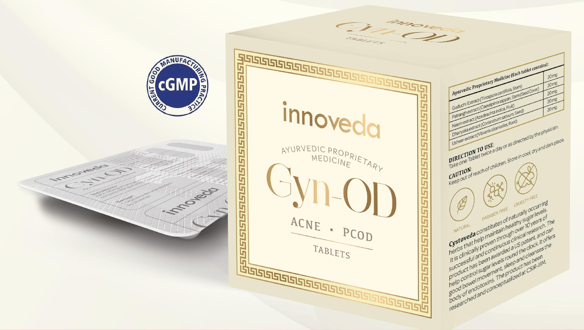 Gyn-OD Tablet