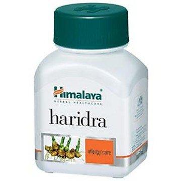 Himalaya - Haridra Capsules