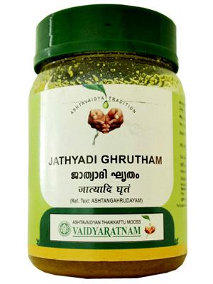 Vaidyaratnam - Jathyadi Ghrutham