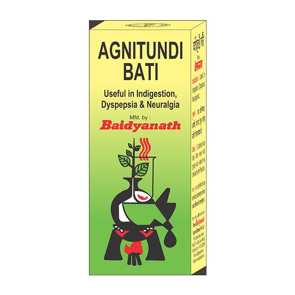 Baidyanath - Agnitundi Bati
