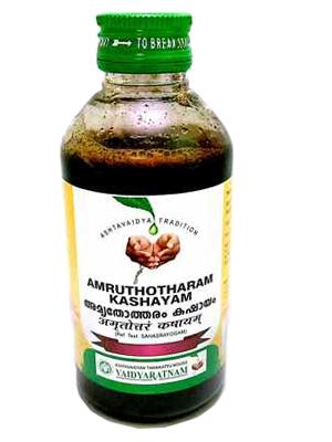 Vaidyaratnam - Amruthotharam Kashayam
