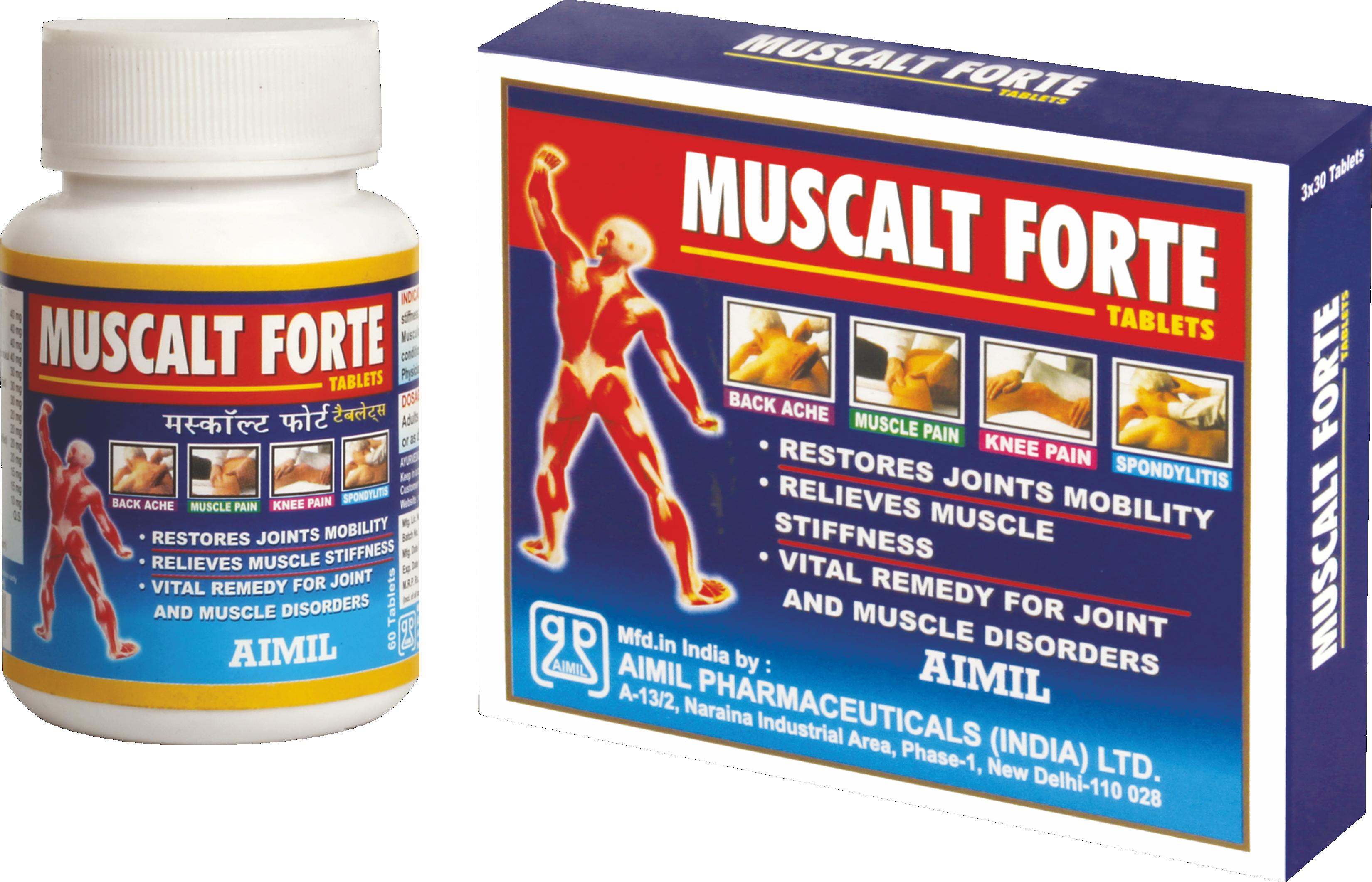 AIMIL - Muscalt Forte