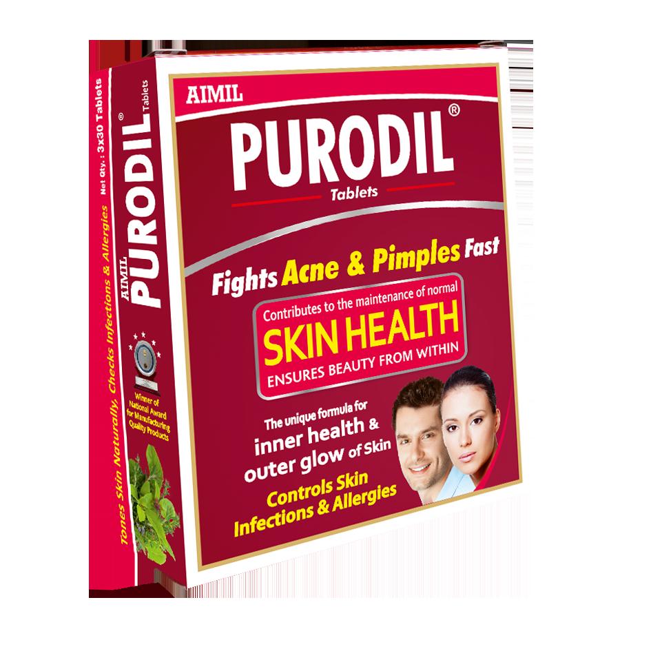AIMIL - Purodil Tablets