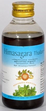 Arya Vaidya Pharmacy - Himasagara Thailam
