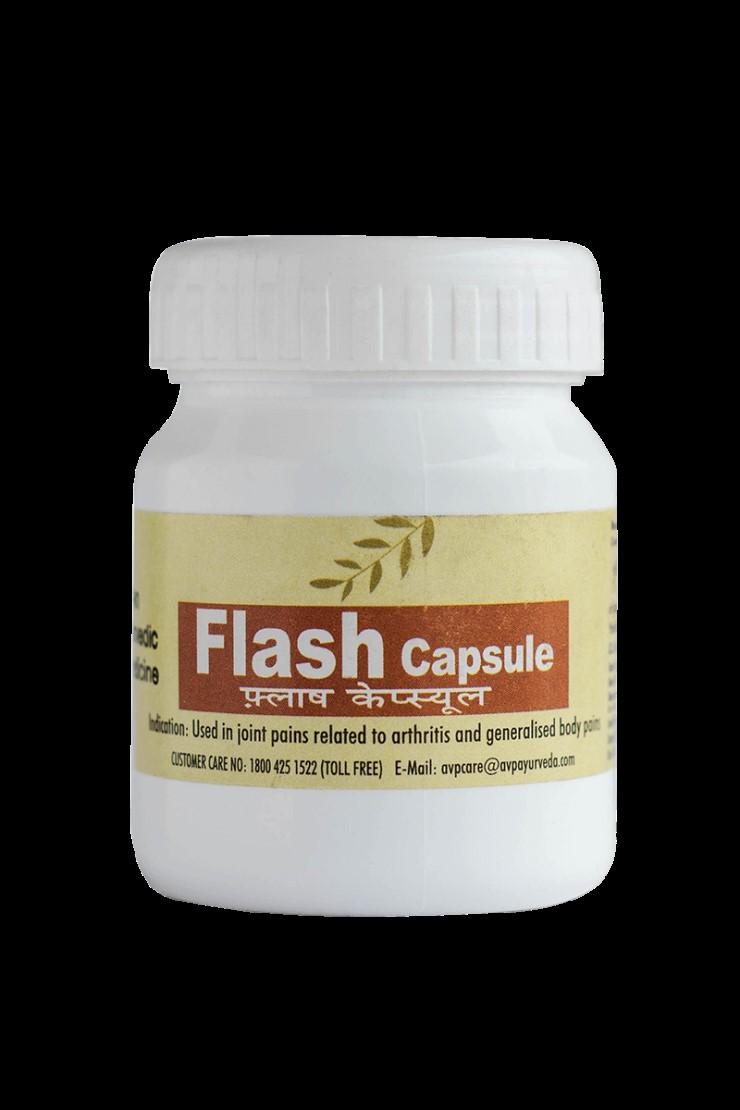 Arya Vaidya Pharmacy - Flash Capsule