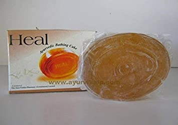Arya Vaidya Pharmacy - Heal Ayurvedic Bathing Cake