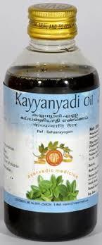 Arya Vaidya Pharmacy - Kayyanyadi Oil