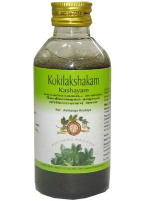 Arya Vaidya Pharmacy - Kokilakshakam Kashayam