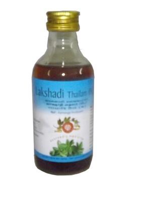 Arya Vaidya Pharmacy - Lakshadi Oil - B