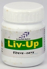 Arya Vaidya Pharmacy - Liv Up Capsules 30 Nos Cont