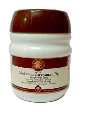 Arya Vaidya Pharmacy - Madhusnuhi Rasayanam B