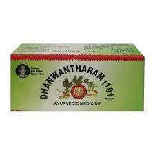 Arya Vaidya Pharmacy - Mahadhanwantharam Gulika Tablet
