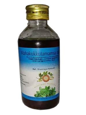 Arya Vaidya Pharmacy - Mahakukkutamamsa Thailam