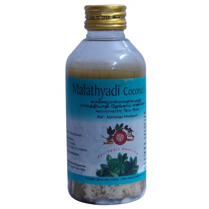 Arya Vaidya Pharmacy - Malathyadi Coconut Oil