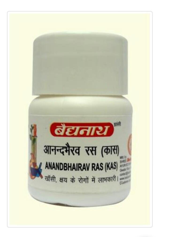 Baidyanath - Anand Bhairav Ras