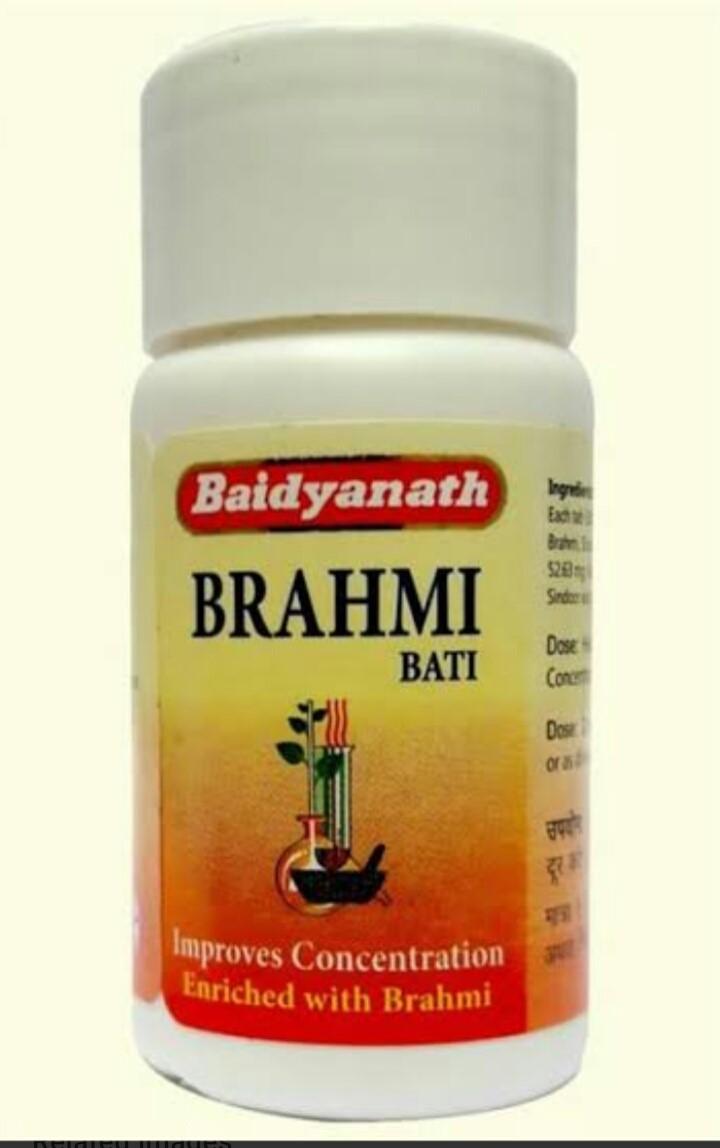 Baidyanath - Brahmi Vati
