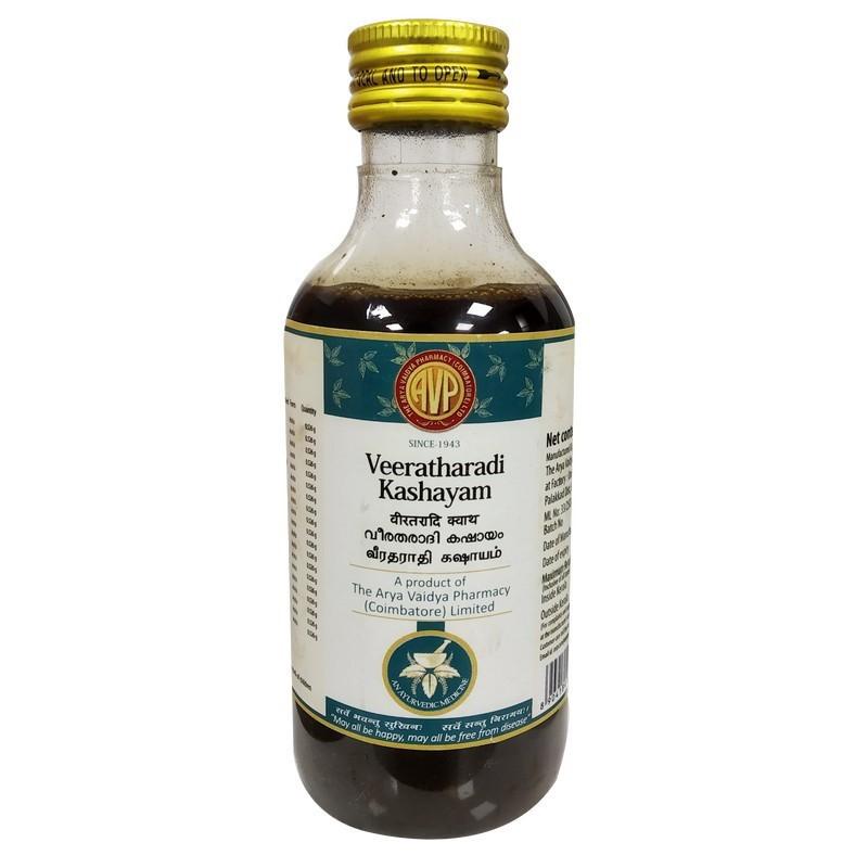 Arya Vaidya Pharmacy - Veeratharadhi Kashayam