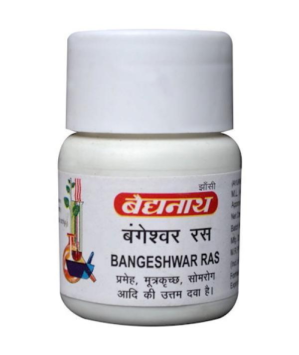 Baidyanath - Vrihat Bangashwar Ras