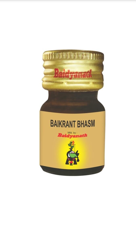 Baidyanath - Baikrant Bhasma