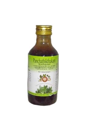 Arya Vaidya Pharmacy - Panchathikthakam Kashayam