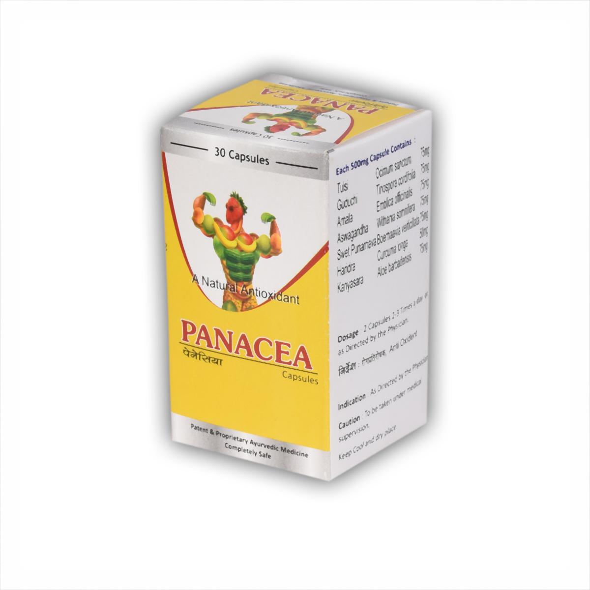 PANACEA CAPSULE