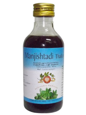 Arya Vaidya Pharmacy - Manjishtadi Thailam
