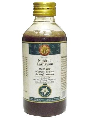 Arya Vaidya Pharmacy - Nimbadi Kashayam