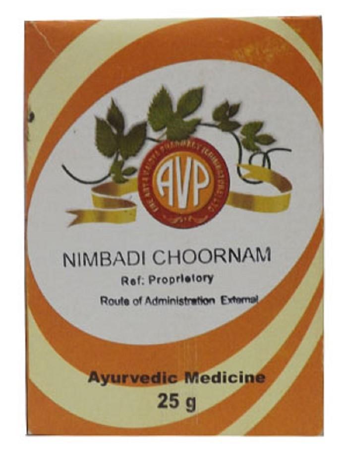 Arya Vaidya Pharmacy - Nimbadi Choornam