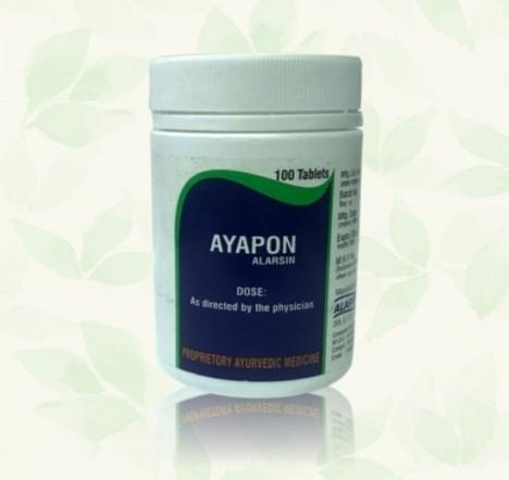 Alarsin - Ayapon Tablet