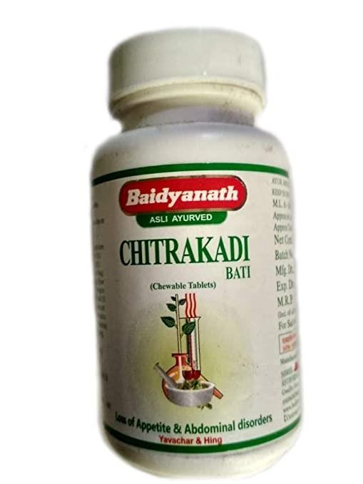 Baidyanath - Chitrakadi Vati