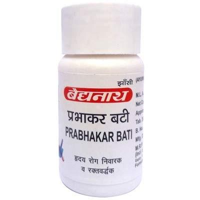 Baidyanath - Prabhakar Bati