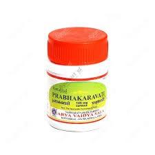 Kottakkal - Prabhakaravati 125 mg Capsule