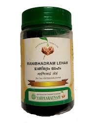 Vaidyaratnam - Manibhadram Leham