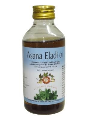 Arya Vaidya Pharmacy - Asana Eladi Oil