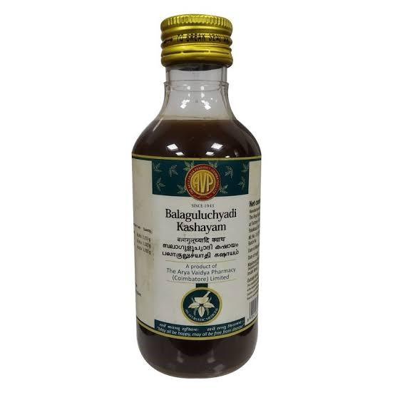 Arya Vaidya Pharmacy - Balaguluchyadi Kashayam