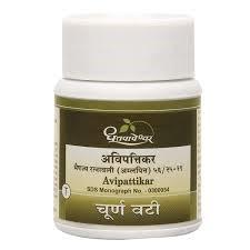 Dhootpapeshwar - Avipattikar Choorna Tablet