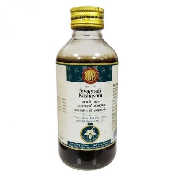 Arya Vaidya Pharmacy - Vyagradi Kashayam