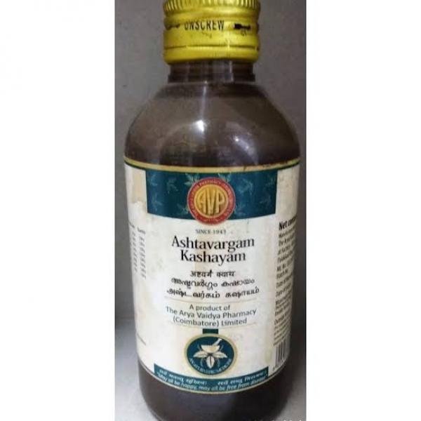Arya Vaidya Pharmacy - Ashtavargam Kashayam