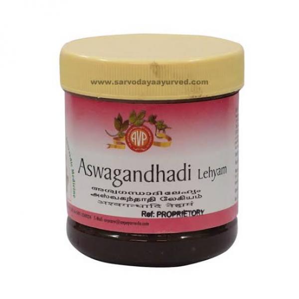 Arya Vaidya Pharmacy - Aswagandhadi Lehyam