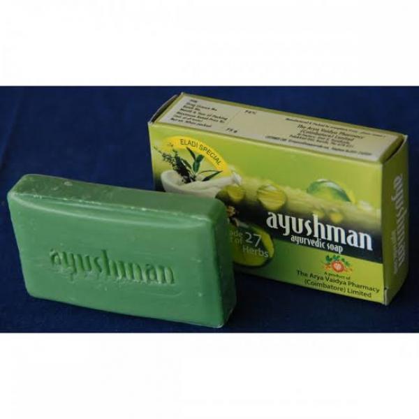 Arya Vaidya Pharmacy - Ayushman Ayurvedic Soap