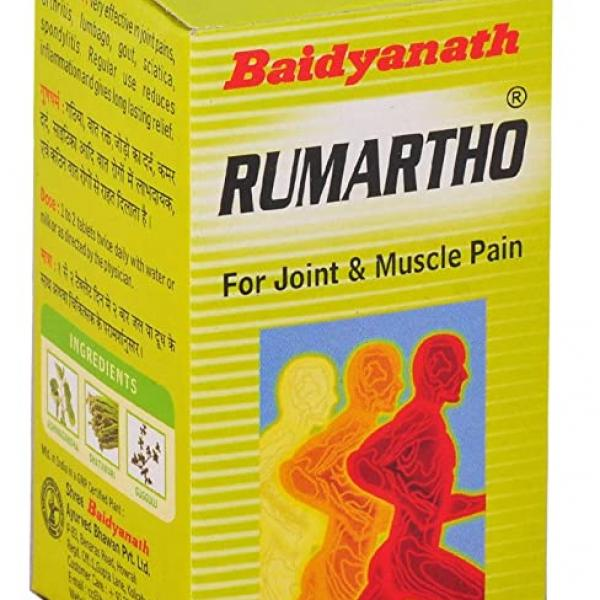 Baidyanath - Rumartho Tab