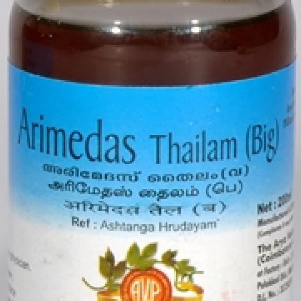 Arya Vaidya Pharmacy - Arimedas Thailam